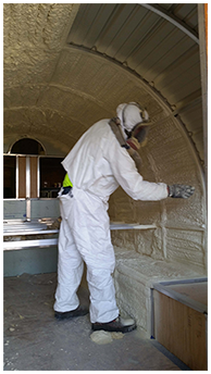 Applying Insulation